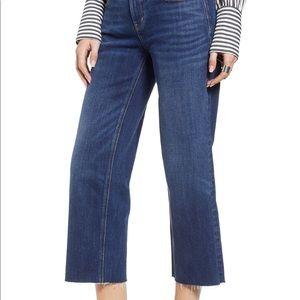 NWT Treasure & Bond Jeans Shelter Wide Leg